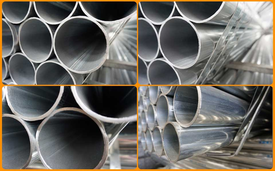 Galvanized Round Steel Pipe Details