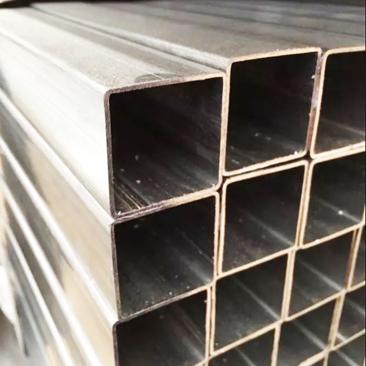 Tubos de acero laminado en frío cuadrado y rectángulo