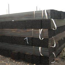 Ventajas de usar tubería de acero como material estructural en la construcción