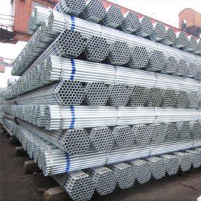 Tubos de acero redondo galvanizado en caliente