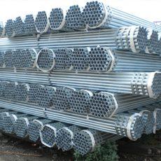 Tenga cuidado con su tubería de acero galvanizado en aplicaciones