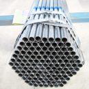 Tubos de acero pre galvanizado redondo