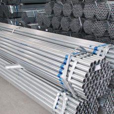 Rendimiento de tuberías de acero galvanizado en aplicaciones