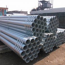 Consejos para comprar tubos de acero galvanizado en China
